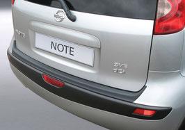 Ladekantenschutz für Nissan Note 03/2006 - 09/2013