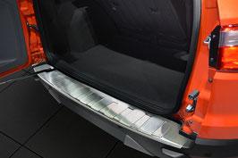 Edelstahl Ladekantenschutz für Ford ECOSPORT ab01/2014 -11/2017