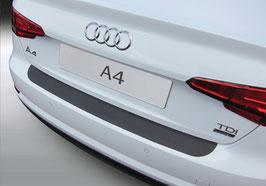 Ladekantenschutz für Audi A4 4 türig Limousine ab 10/2015-05/2018