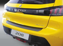 Ladekantenschutz für Peugeot 208 II 5 türig Schräckheck ab Bj. 06/2019 auch e-208