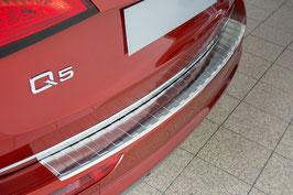 EDELSTAHL Ladekantenschutz für Audi Q5 & SQ5 ab 11/2008-12/2016