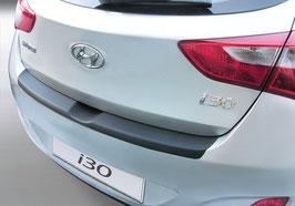 Ladekantenschutz Stoßstangenschutz für Hyundai i30 ab 03/2012-03/2017
