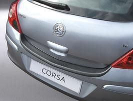 Ladekantenschutz für Opel Corsa-D 3-türig ab 06/2006