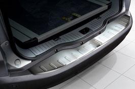 EDELSTAHL Ladekantenschutz für Ford S-Max I ab 05/2006-2015