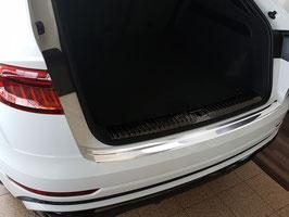 EDELSTAHL Ladekantenschutz für Audi Q8 ab Bj. 06/2018
