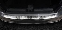 Edelstahl Ladekantenschutz für Mercedes CLA II Shooting Brake Typ X118 ab Bj. 08/2019