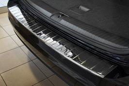 Edelstahl Ladekantenschutz für VW TOURAN abBauj. 09/2015
