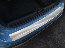 Edelstahl Ladekantenschutz für FIAT PANDA 3 Cross auch Cross Hybrid ab Bj. 2020
