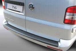 Ladekantenschutz für VW T6 mit Heck-Flügeltüren ab Baujahr 09/2015 Caravelle / Multivan / Transporter
