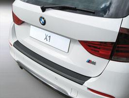 Ladekantenschutz Stoßstangenschutz für BMW X1 10/2009-08/2015 für M-Stoßstange