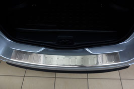 Edelstahl Ladekantenschutz für Dacia Logan MCV ab 06/2013