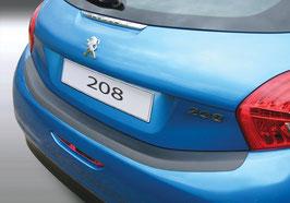 Ladekantenschutz für Peugeot 208 ab 04/2012-05/2019