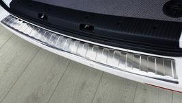 Edelstahl Ladekantenschutz für  VW T6 ab Bj. 04/2015 auch passend für VW T6.1 mit Flügeltüren