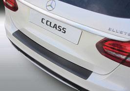 Ladekantenschutz für Mercedes C-Klasse T-Modell W205 Kombiab 06/2014 - 06/2018