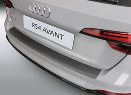 Ladekantenschutz Stoßstangenschutz für Audi Avant RS4 Typ B9 ab Bj. 01/2018