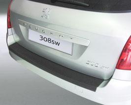 Ladekantenschutz für Peugeot 308 SW 05/2008 bis 03/2014
