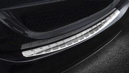 Edelstahl Ladekantenschutz für MERCEDES C-KLASSE W205 Limousine ab 06/2014 - 06/2018