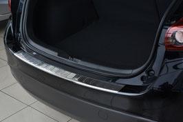 Edelstahl Ladekantenschutz für Mazda 3 ab10/2013
