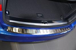 Edelstahl Ladekantenschutz für Audi A4 Avant B8 ab Baujahr 02/2012-08/2015