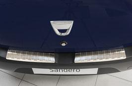 EDELSTAHL Ladekantenschutz Dacia Sandero 2 ab 2012