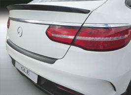 Ladekantenschutz für Mercedes GLE Baujahr 08/2015-11/2019