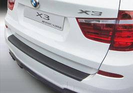 Ladekantenschutz für BMW X3 Typ F25 ab 04/2014-10/2017