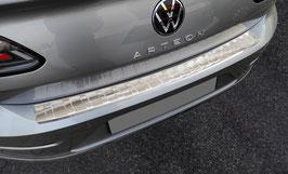 Edelstahl Ladekantenschutz für VW ARTEON SHOOTING BRAKE / KOMBI ab Bj. 06/2020