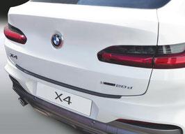 Ladekantschutz Stoßstangenschutz BMW X4 auch M- Sport Typ G02 ab Bj. 04/2018