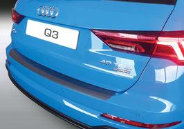 Ladekantenschutz für Audi Q3 und RS Q3 Typ F3 ab Bj. 09/2018-08/2019