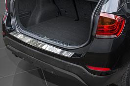 EDELSTAHL Ladekantenschutz für BMW X1 Bauj. 2012 bis 2015 Facelift