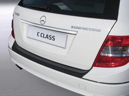 Ladekantenschutz für C-Klasse W204 T-Modell 10/2007-02/2011 nicht AMG/Sport
