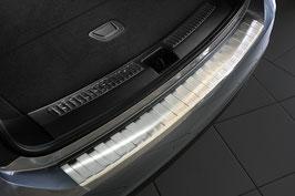 Edelstahl Ladekantenschutz für Opel Insignia Tourer Kombi ab 06/2017
