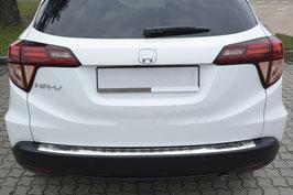 Edelstahl Ladekantenschutz für Honda HRV ab 09/2015