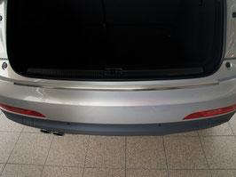 Edelstahl Ladekantenschutz für Audi Q3 ab 06/2011-08/2018