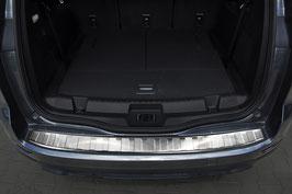 EDELSTAHL Ladekantenschutz für Ford S-Max 2 ab 2015