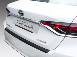 Ladekantenschutz für TOYOTA COROLLA  Limousine Typ E210 auch Hybrid ab Bj. 01/2019