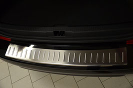 Edelstahl Ladekantenschutz für Renault Clio 4 Grandtour ab 2013