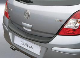 Ladekantenschutz für Corsa-D 5-türig ab 06/2006