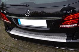 Edelstahl Ladekantenschutz für Mercedes E-Klasse W212 T-Modell ab 2013-09/2016
