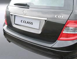 Ladekantenschutz für Mercedes C-Klasse W204 T-Modell 10/2007-02/2011 AMG/Sport