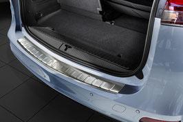 Edelstahl Ladekantenschutz Stoßstangenschutz für Opel Zafira Tourer