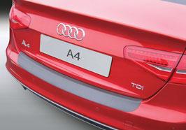 Ladekantenschutz für Audi A4 4 türig Limousine Bj. 02/2012 - 10/2015