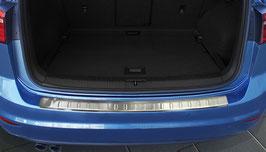 Edelstahl Ladekantenschutz für VW Golf 6 Plus ab 2009