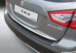 Ladekantenschutz für Suzuki SX4 S-Cross ab 09/2013