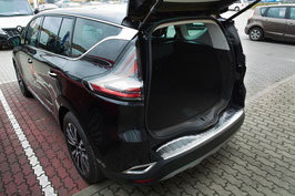Edelstahl Ladekantenschutz für Renault Espace V/Initiale ab 2015