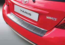 Ladekantenschutz für Toyota Yaris ab Baujahr 8/2014-3/2017