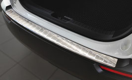 Edelstahl Ladekantenschutz für Mazda MX-30 ab Bj. 03/2020