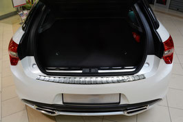 Edelstahl Ladekantenschutz für Citroën CACTUS ab 2014