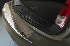 Edelstahl Ladekantenschutz für Opel Insignia Tourer Kombi ab 03/2009-05/2017