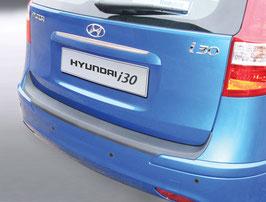 Ladekantenschutz Stoßstangenschutz für Hyundai i30 Kombi 07/2010-08/2012